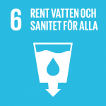 Rent vatten och sanitet för alla - Globala målen