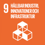 Hållbar industri, innovationer och infrastruktur - Globala målen