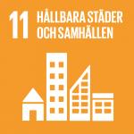 Hållbara städer och samhällen - Globala målen