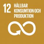 Hållbar konsumtion och produktion - Globala målen